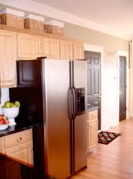 how to make kitchen cabinets look taller home design ideas