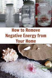 How To Remove Negative Energy Put A Glass Of Water With A Grain Salt Vinegar And Water In Any