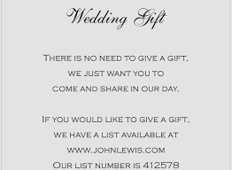 wedding registry charity wedding gift registry how to word gift registry wedding