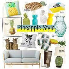 polyvore home decor awesome ideas pineapple home decor polyvore interior lighting