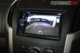 isuzu dmax interior 2012 isuzu d max ls terrain parking camera
