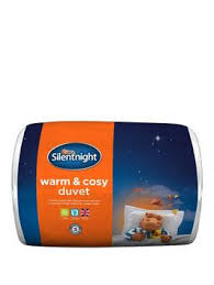 What Tog Duvet For 2 Year Old Silentnight Warm U0026 Cosy 13 5 Tog Duvet Littlewoodsireland Ie