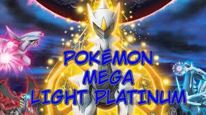 Pokemon Light Platinum Ds Rom Download Pokémon Light Platinum Com Mega Evolução Android