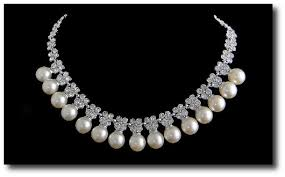 pearl bridal necklace images Bridal necklace png