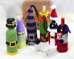 pattern for wine bottle holder loom knit bag holder patterns loom knit bag keepers plastic