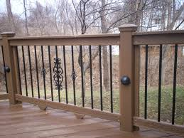 deck baluster ideas how to choose the best baluster design for