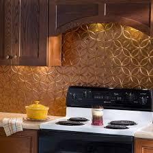 Fasade Backsplash Panels Reviews by Kitchen Fasade Backsplash Terrain In Bermuda Bronze Silver Kitchen