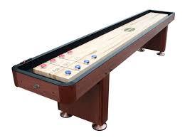 Shuffle Board Tables Shuffleboard Table Berner Billiards 12 Foot Shuffleboard Table