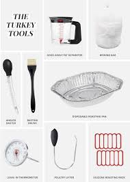 thanksgiving turkey the recipe and the tools the fauxmartha