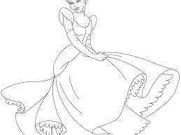 download cinderella coloring pages games