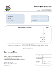 Free Email Invoice Template Download Invoice Template Cleaning Services Rabitah Net