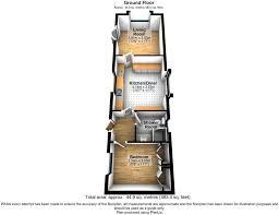 787 Floor Plan by 1 Bedroom Detached Bungalow For Sale In Brookfield Park