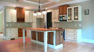 wood legs for kitchen island wooden legs for kitchen islands er unfinished wood kitchen island