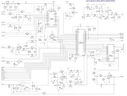 heres the printed circuitboard circuit diagram computer wiring