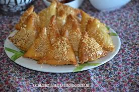 cuisine samira tv recette land recette de samsa aux amandes façon samira tv sur le