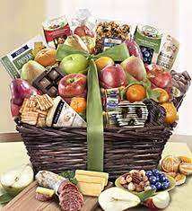 Fruit And Nut Gift Baskets Fruit Baskets Delivery Gourmet Fruit Gifts 1800flowers