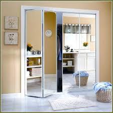 Home Depot Mirror Closet Doors Bifold Door Home Depot Door Accordion Folding Home Depot Closet