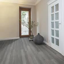Solid Bamboo Flooring Solid Stone Grey Strand Woven 135mm Uniclic Bona Coated Bam
