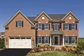 nv homes hyde park model floor plan house style pinterest