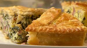 riviera egg pie food network