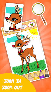 coloring games kids animal android apps google play