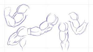 draw muscles dragon ball easy tutorial aka videos