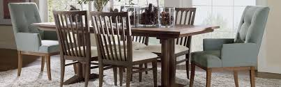 Covered Dining Room Chairs Home Design Shop Dining Rooms Ethan Allen Intended For Modern