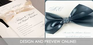 order wedding invitations online order wedding invitations save the date cards from these