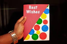make photo birthday card diy how to make a greeting card easy