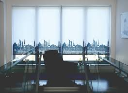 roller blinds in new york paris and our very own london roller
