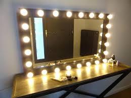 vanity hollywood lighted mirror light up hollywood makeup mirror charming vanity mirror with lights