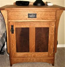 shaker style side table furniture mission style bedside tables side tables ideas cherry
