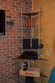 Corner Shelving Ideas by Best 25 Wall Mounted Corner Shelves Ideas On Pinterest Corner