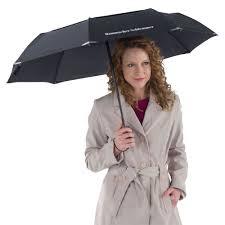 the wind defying packable umbrella hammacher schlemmer