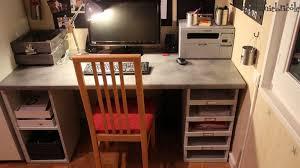créer un bureau soi même