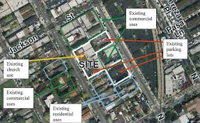 City Of San Jose Zoning Map by Rezoning On Church Property In San Jose Allows For Alternative