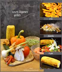 cuisiner à la plancha gaz plancha legumes recette légumes grillés mexicaine kaderick