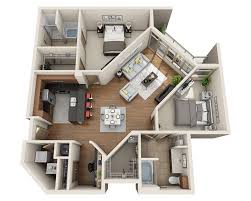 2 Bedroom Apartments Philadelphia Floor Plans And Pricing For Domus Philadelphia