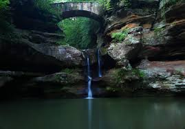 upper waterfalls old man u0027s cave hocking hills ohio usa imgur