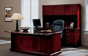 Small Executive Desks Furniture Wooden Simple Office Desks With Drawers For Small