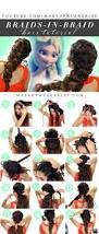 jaw dropping big braid like elsa cute hairstyles hair tutorial