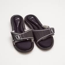 Nike Comfort Flip Flops New Nike Comfort Footbed Slides Slip On Sandals Flip Flops Black
