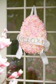 diy spring u0026 easter decorating ideas for your front door u2013 the