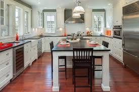 u shaped kitchen island 41 u shaped kitchen designs home fattony