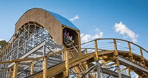 town rides roller coasters rides busch