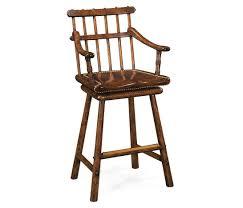 dark oak bar stools rustic bar stools cheap dark oak barstools arm product category id