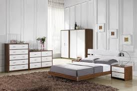 White Gloss Bedroom Furniture Impressive White And Dark Wood Bedroom Luxury Dark Wood Bedroom