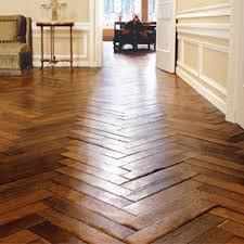 why didn t my house come with these herringbone wood floors