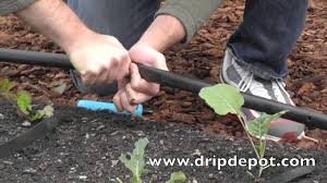 how to set up a drip irrigation system for small farms youtube