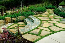 Flagstone Walkway Design Ideas by 100 Ideas For Flagstone Walkways Design Learn About